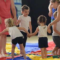 Gymnastique d'Eveil – de 3 à 6 ans