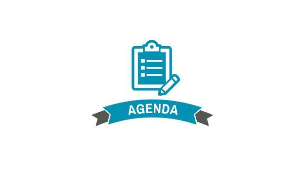 Agenda de septembre 2019 à février 2020
