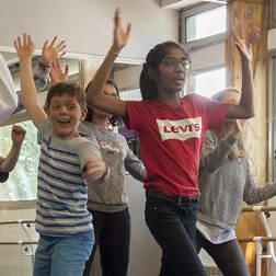 Danse Hip Hop – à partir de 8 ans