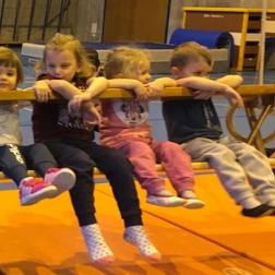 Gym parents/enfants – de 18 mois à 3 ans