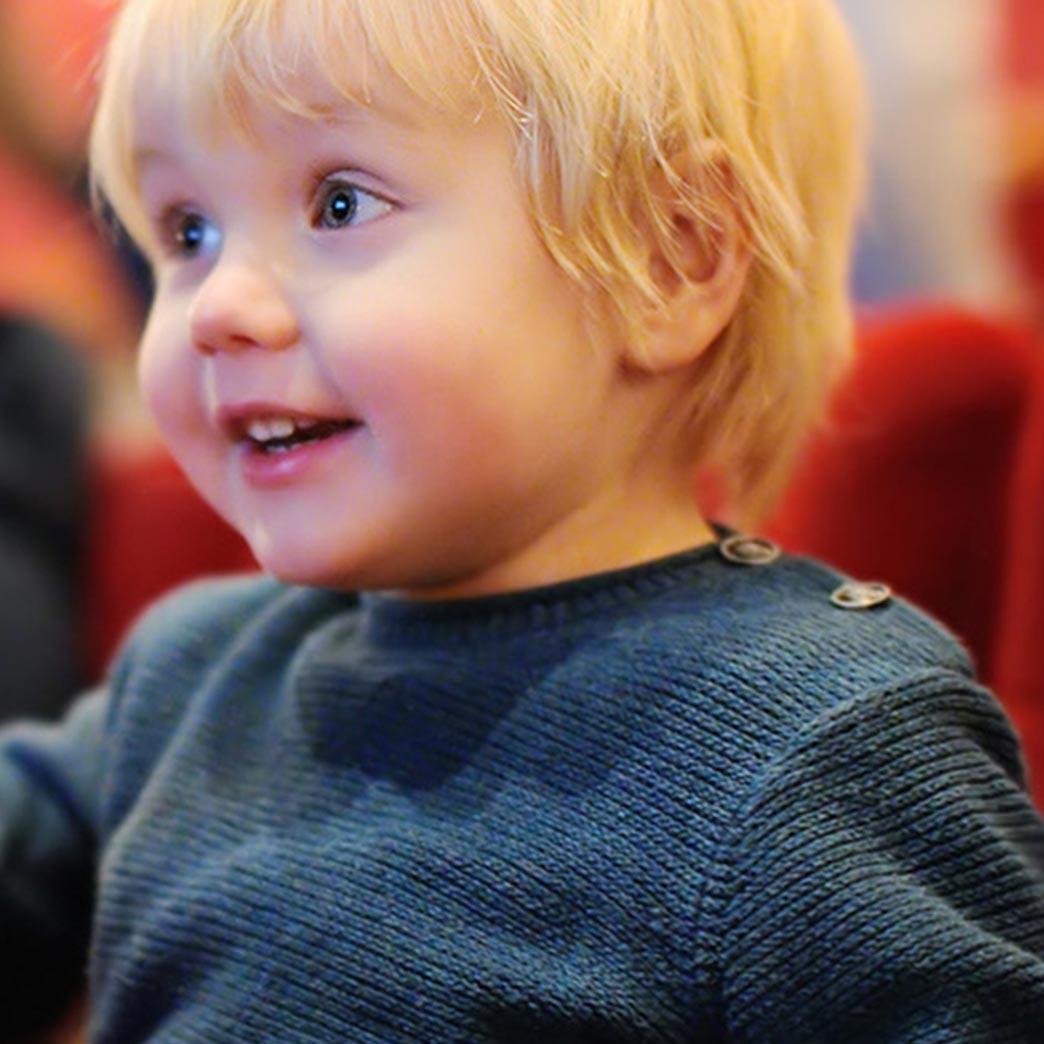 Baby théâtre – de 3 à 5 ans