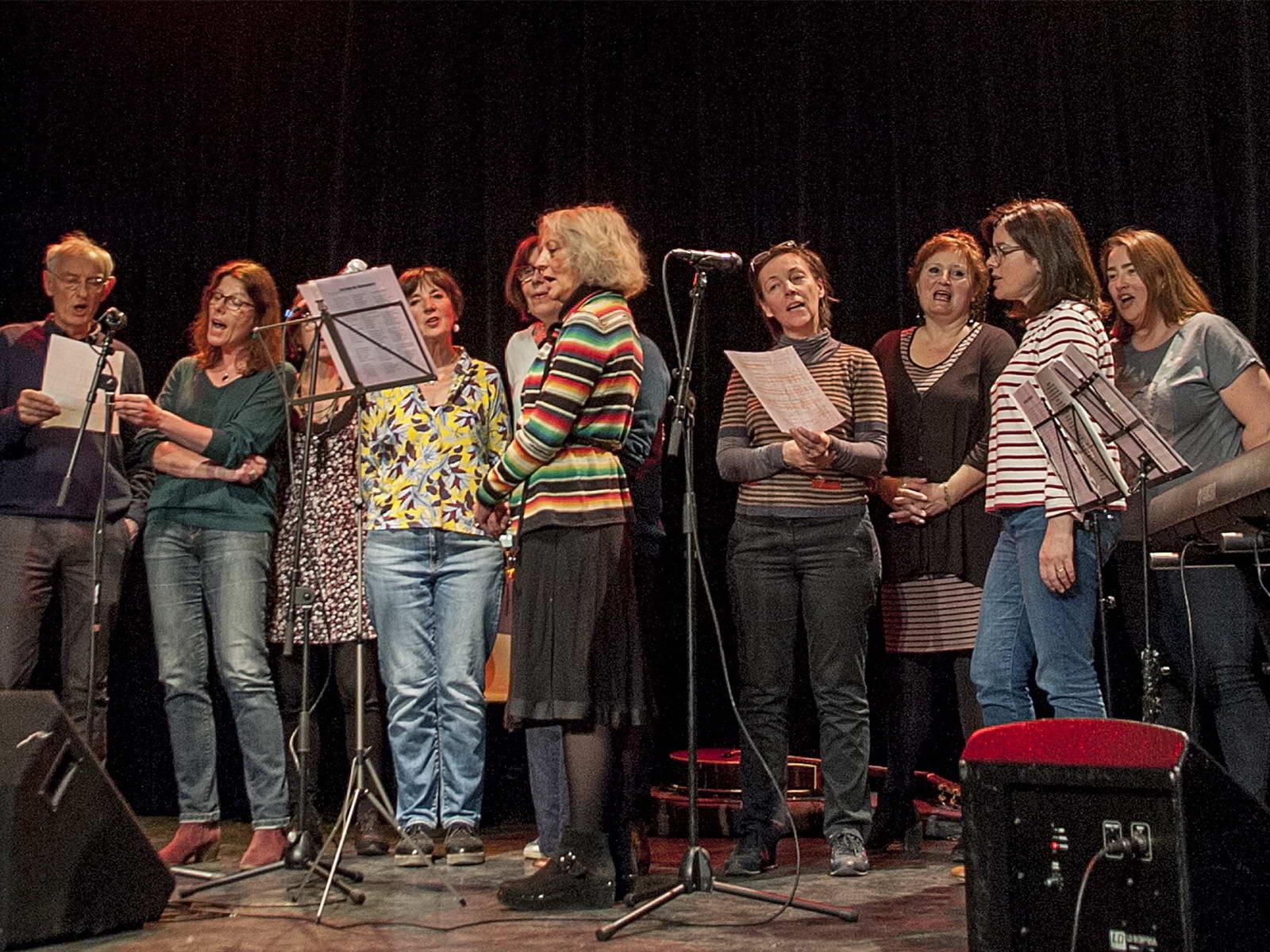 Samedi 1er février à partir de 19h00, Soirée « Chantons à Mercoeur »