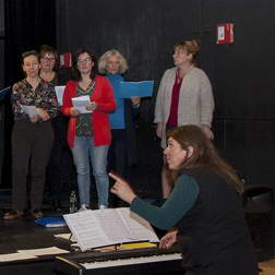 Atelier vocal / Chorale / Chant – dès 9 ans