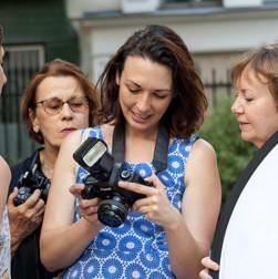 Photographie numérique Ados / Adultes