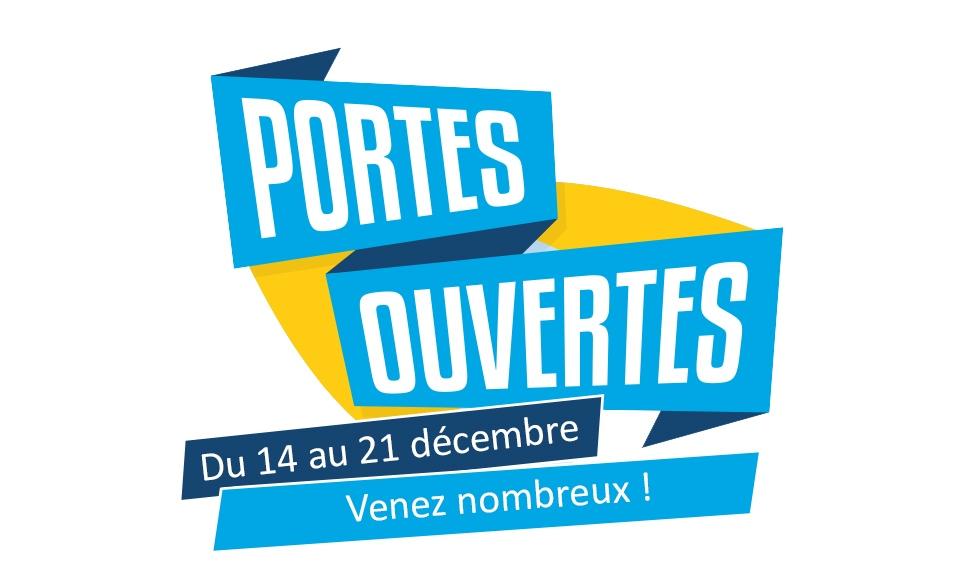 Portes Ouvertes des activités Mercoeur, du 14 au 21 Décembre 2019